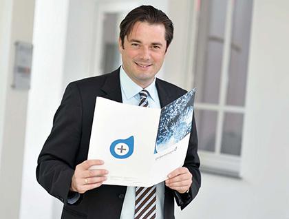 Geschäftsführer Thomas Erler